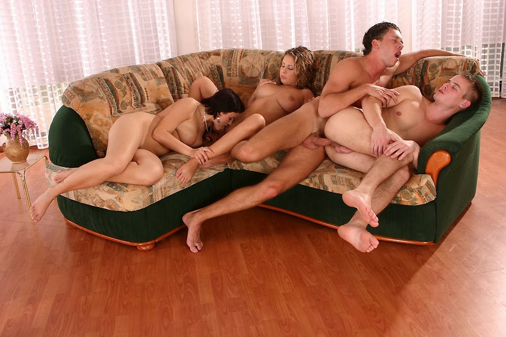 Wife swapping sex meat market