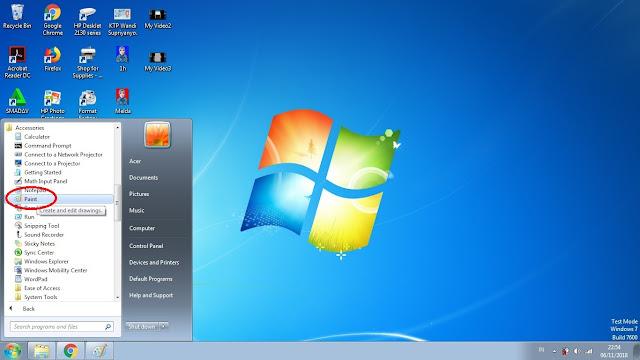 Cara Screenshot di Laptop Tanpa Aplikasi Tambahan
