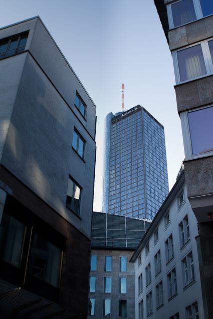 Francoforte-Grattacieli