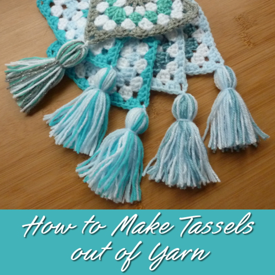 How to Make Tassels With Yarn and Wool: Complete Photo Instructions and Tutorial