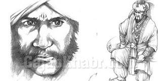 Raghav chetan and Alaaudin Khilji