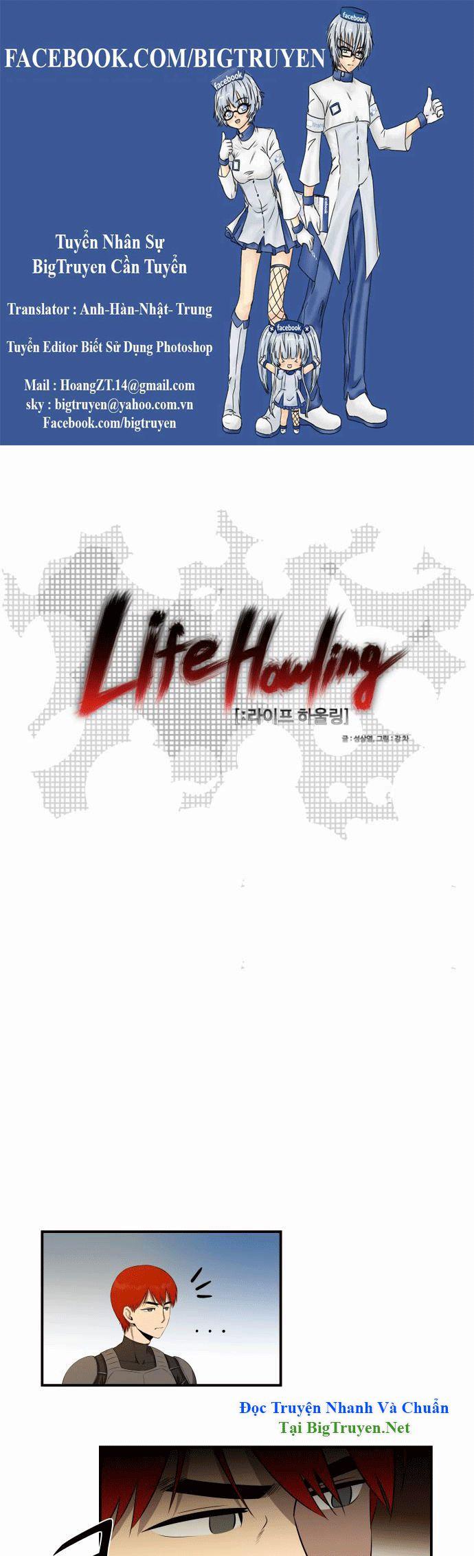 Life Howling Chap 19 - BigTruyen - Đọc Truyện Tranh Hay Online