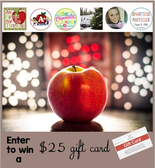 Enter to WIN a $25 TpT Gift Card!!!