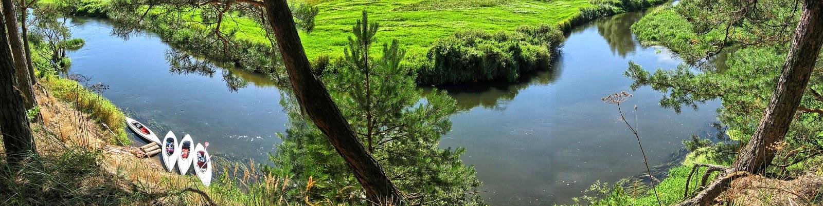 Kompleksowy 6-dniowy spływ kajakowy Czarną Hańczą