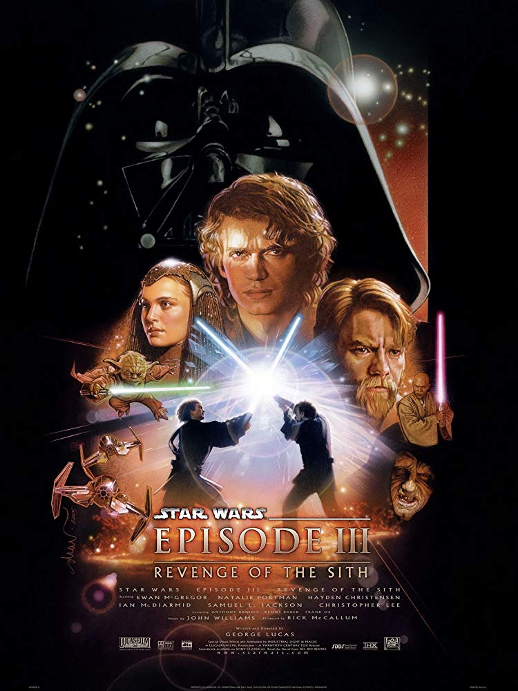 Star Wars, Episódio III: A Vingança dos Sith