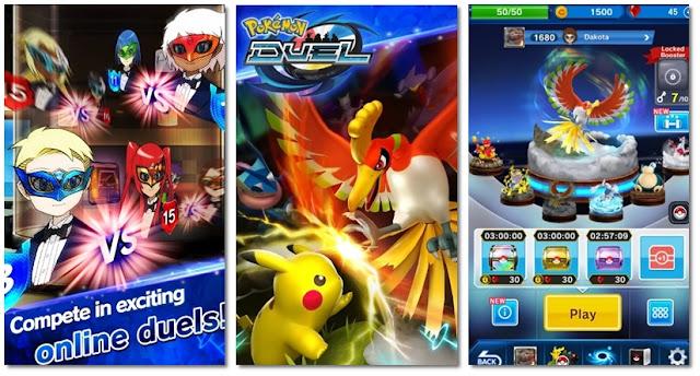Pokemon Duel v3 0 0 Mod Apk, Makin Seru !! | Modded Games