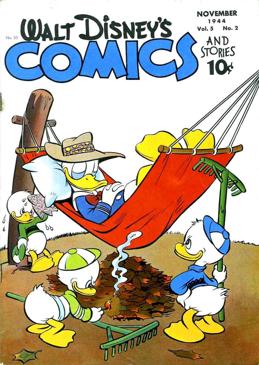 walt disney 39 s comics and stories 50 carl barks art pencil ink. Black Bedroom Furniture Sets. Home Design Ideas
