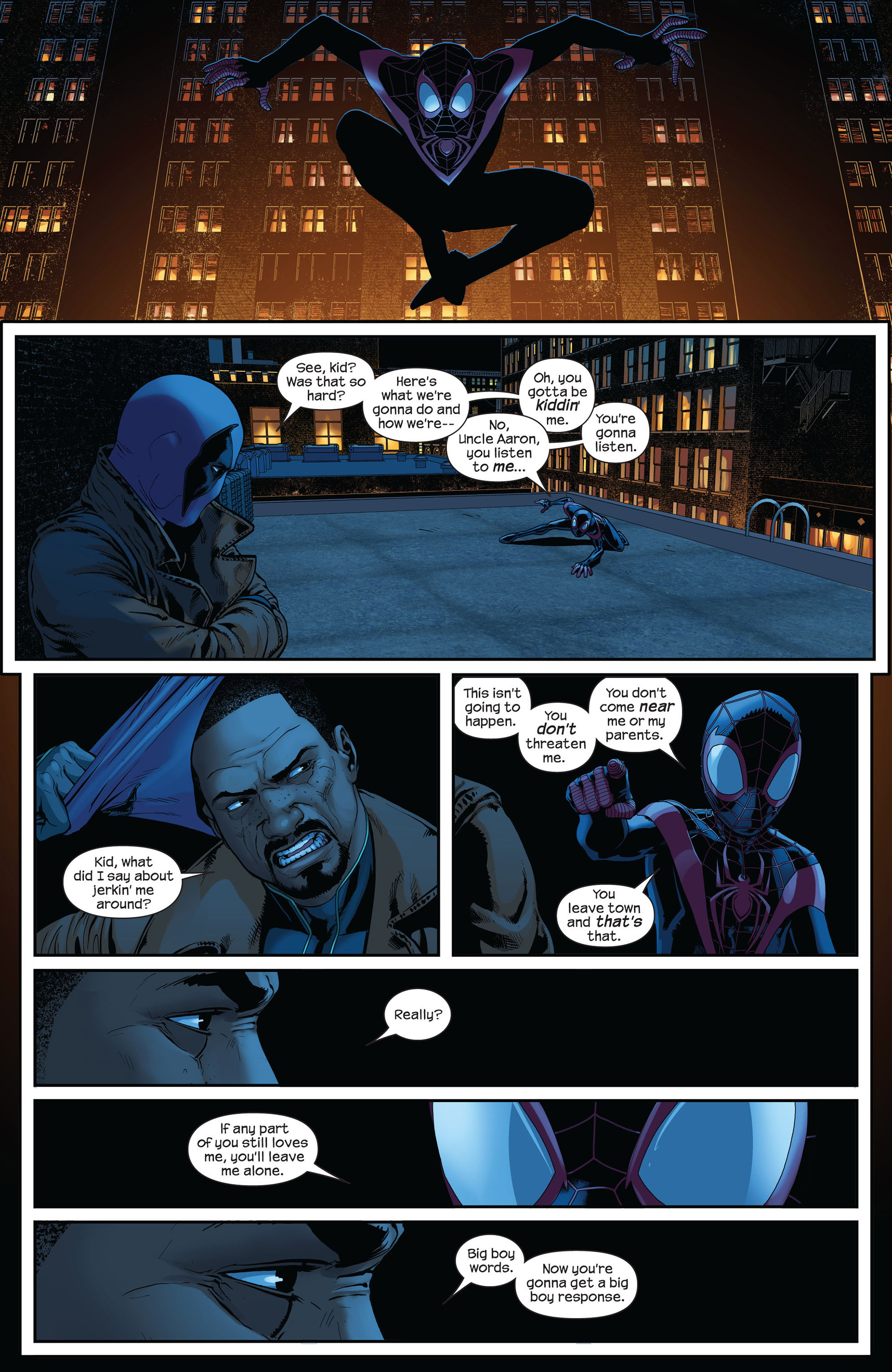 Read online Ultimate Comics Spider-Man (2011) comic -  Issue #12 - 9
