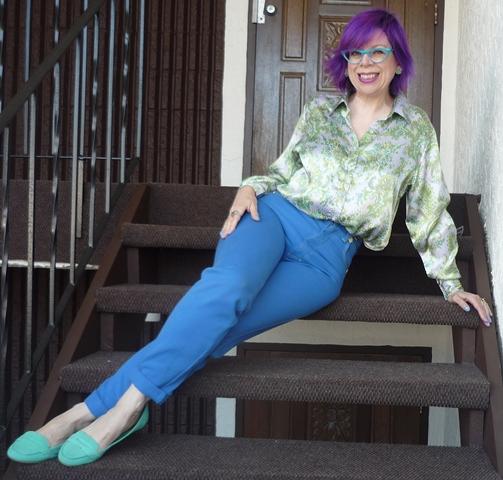 Ephemera Bigass Weekend Wrap Up Pajama Versace Denim And Bronze Birthday Shopping For L And Me