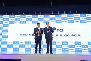 Vivo launch V 15 Pro