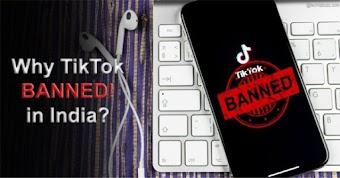 Tik Tok banned in india
