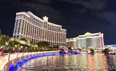 Las Vegas Bellagio 拉斯維加斯