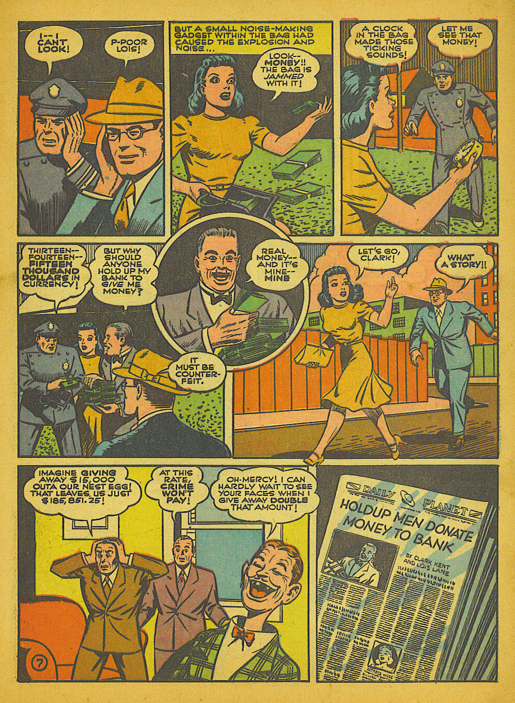 Read online Action Comics (1938) comic -  Issue #51 - 10