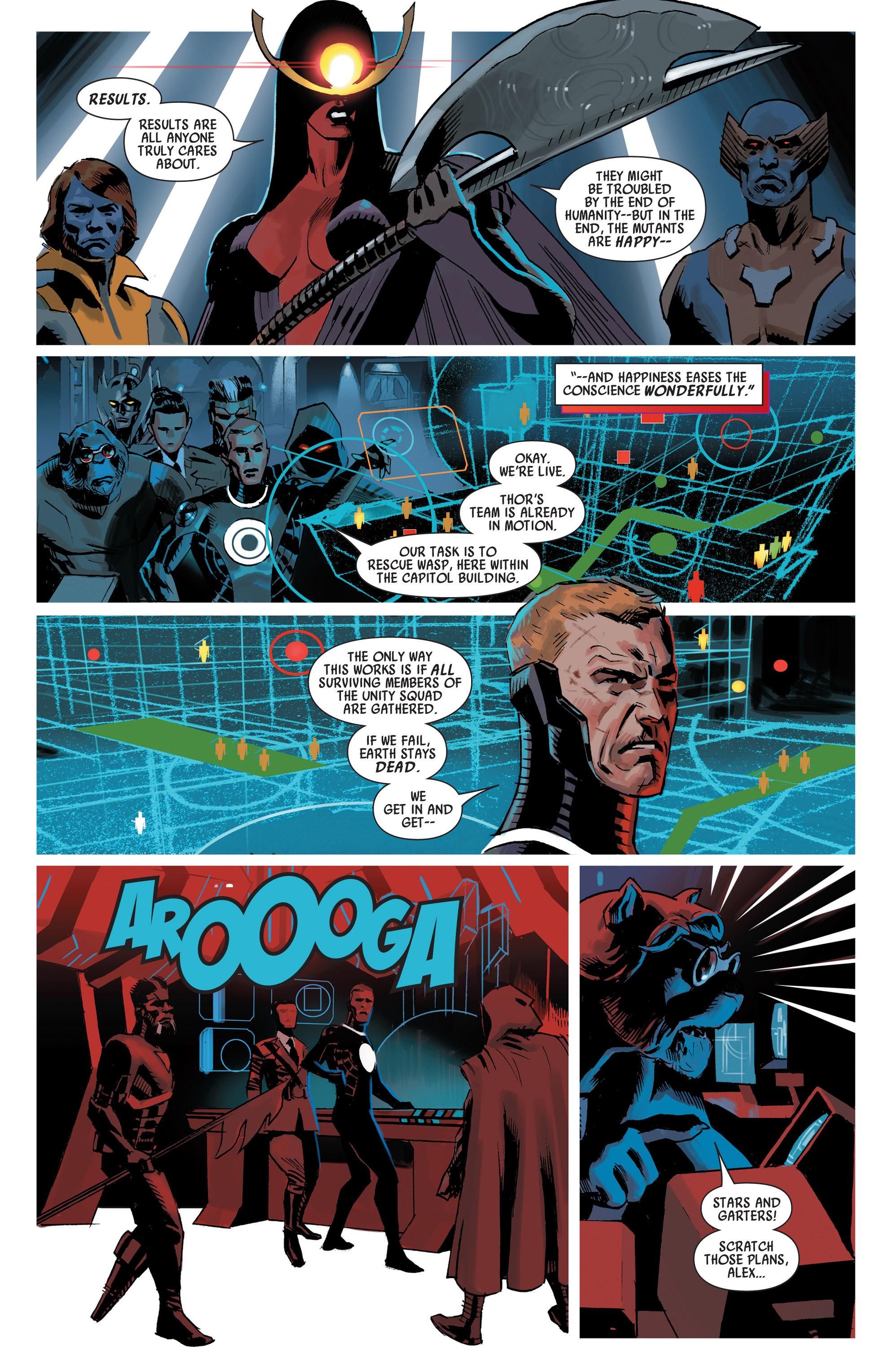 Read online Uncanny Avengers (2012) comic -  Issue #19 - 13