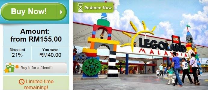 coupon malaysia: Legoland, Hello Kitty Town, The Little ...