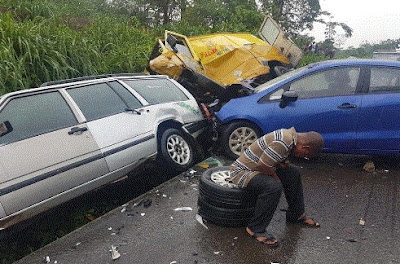 fatal accident benin lagos road