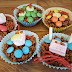 Beat Bugs inspired chocolate rice krispie cakes