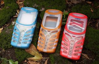 Casing Hape Jadul Nokia 5100 Baru Barang Langka