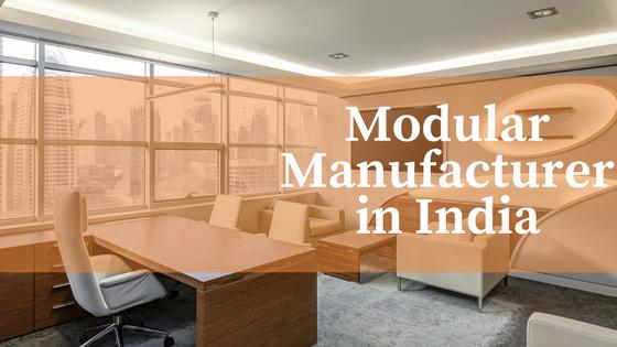 modular-manufacturer-in-India