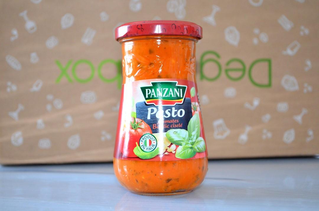 Pesto - Panzani - nouveauté Panzani