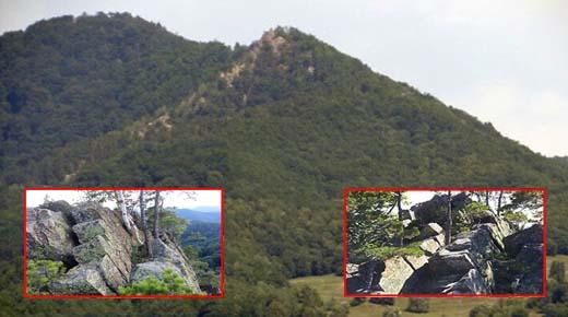 Arqueólogos descubren una colosal pirámide en Rumania perteneciente a una civilización antediluviana