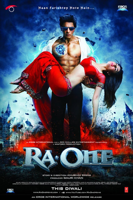 Ra.One (2011) Bluray 720p Subtitle Indonesia