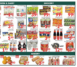 Oceans Weekly Flyer January 19 - 25, 2018