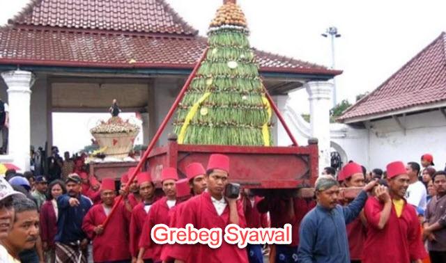 Grebeg Kesultanan Yogyakarta