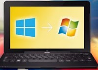 Si può installare Windows 7 da Windows 8 con downgrade gratuito
