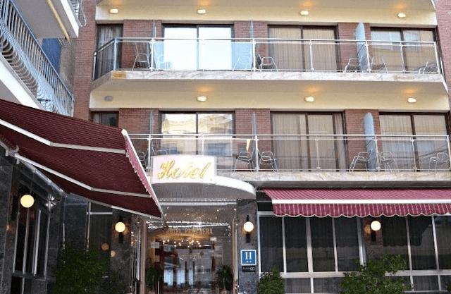 Hotel Primavera en Benidorm