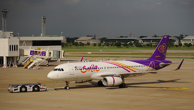 Thai Smile Launching Cebu to Bangkok Flights in November