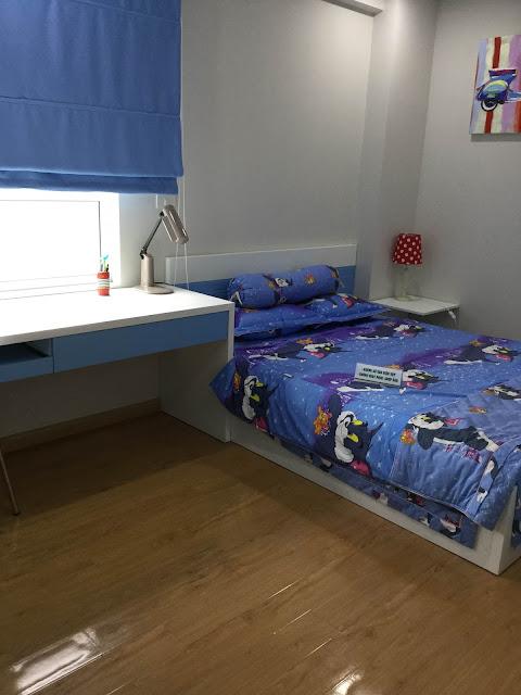 Phòng ngủ tại Xuân Mai Sparks Tower