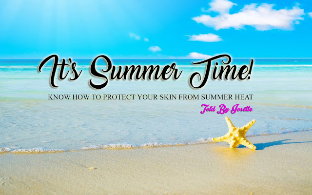 Are you ready for the summer sun? Don't rush into your vacation plans without getting schooled on sun protection!