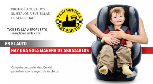 Taxis con sillas para bebes