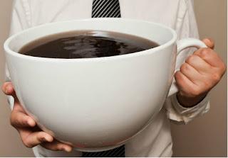 Nu ska det smaka med en kaffe!