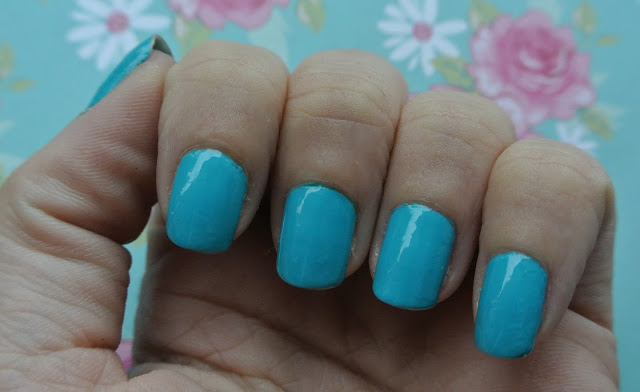barry m gelly guava swatch
