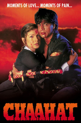 Poster Of Hindi Movie Chaahat 1996 Full HD Movie Free Download 720P Watch Online