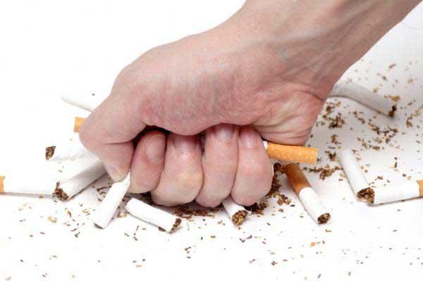 Cai thuốc lá bằng thiền