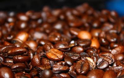 coffee beans macro widescreen resolution hd wallpaper