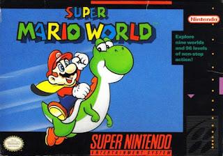 Super Mario World PSP ISO Download