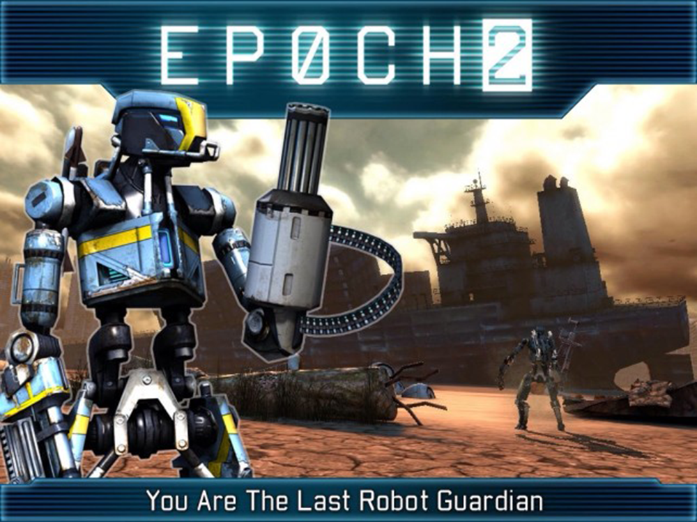 Download EPOCH 2 Apk + Data Mod (Unlimited Money)