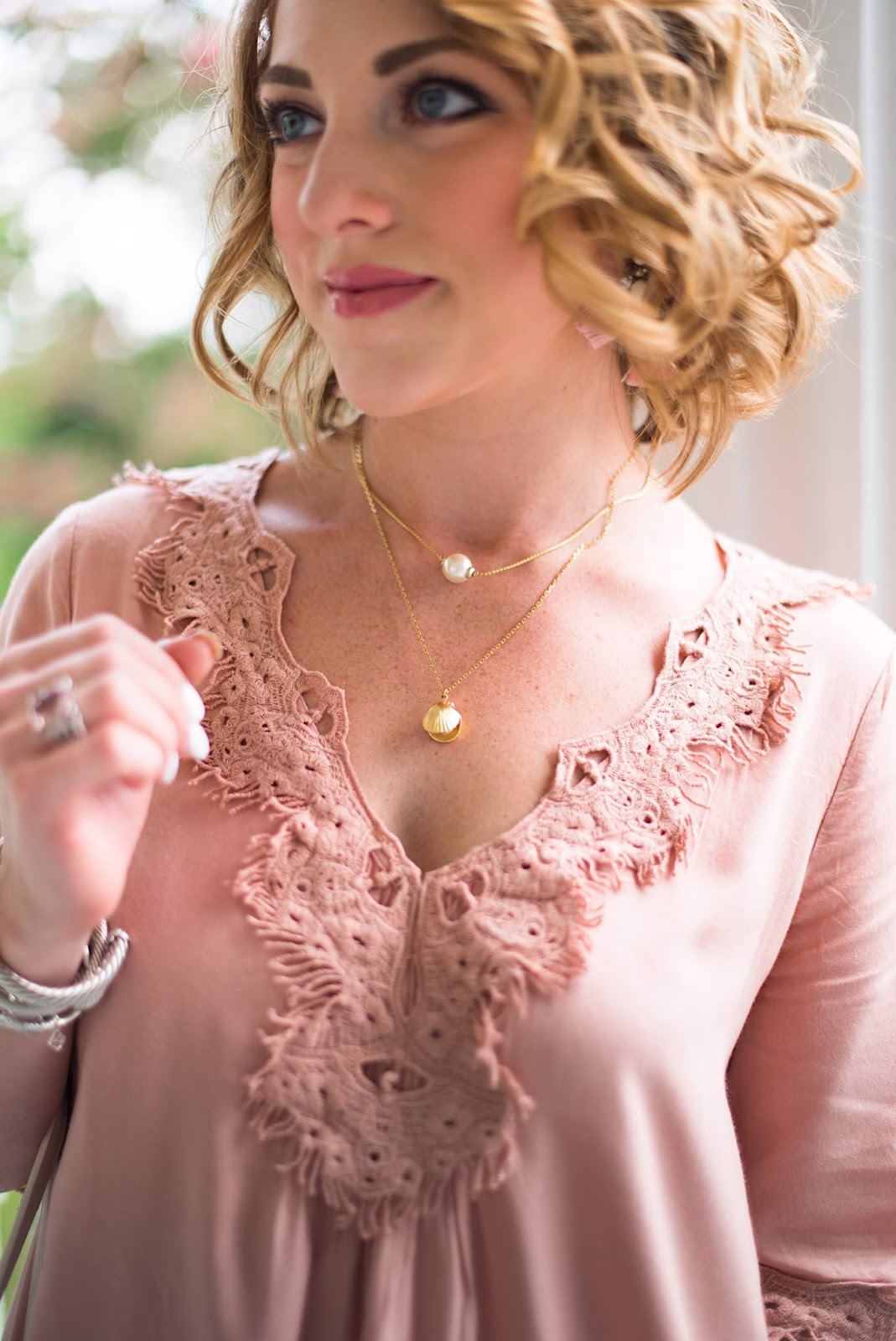 Kiel James Patrick Necklaces - Click through to see more on Something Delightful Blog!