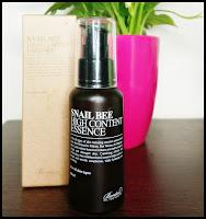 [BENTON] Snail Bee High Content Essece - recenzja