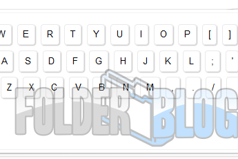 Cara membuat tombol keyboard pada postingan blog