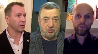 Миронов, Богомолов, Калягин и Вырыпаев о 2017 для России
