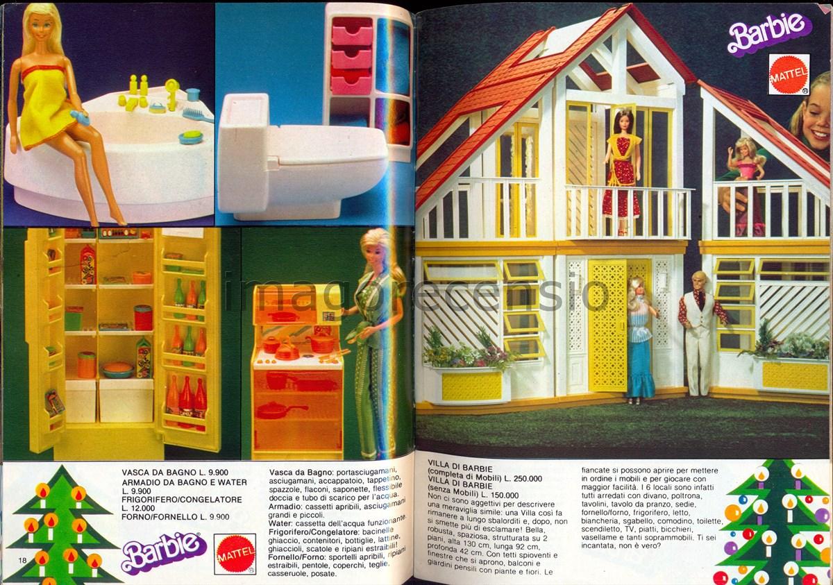 Vasca Da Bagno Barbie Anni 70 : Barbie deluxe set per il bagno tanti accessori youtube