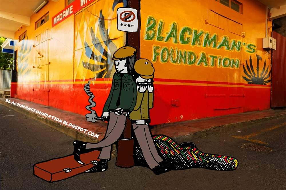 Blackman's Foundation