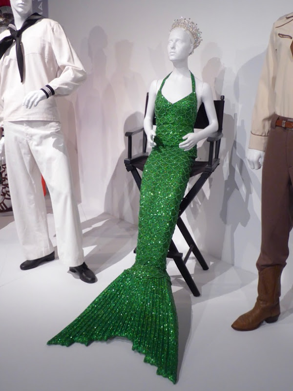 Hail Caesar DeeAnna Moran mermaid film costume
