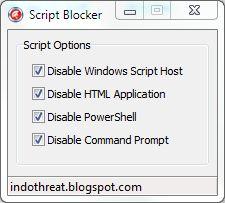 Hindari Ancaman Ransomware dengan ScriptBlocker