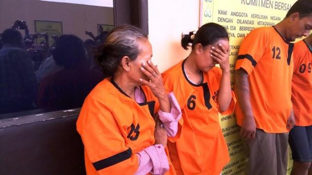 Nenek Berusia 60 Tahun Ditangkap Karena Tas Seharga 20.000, Kok Bisa ?